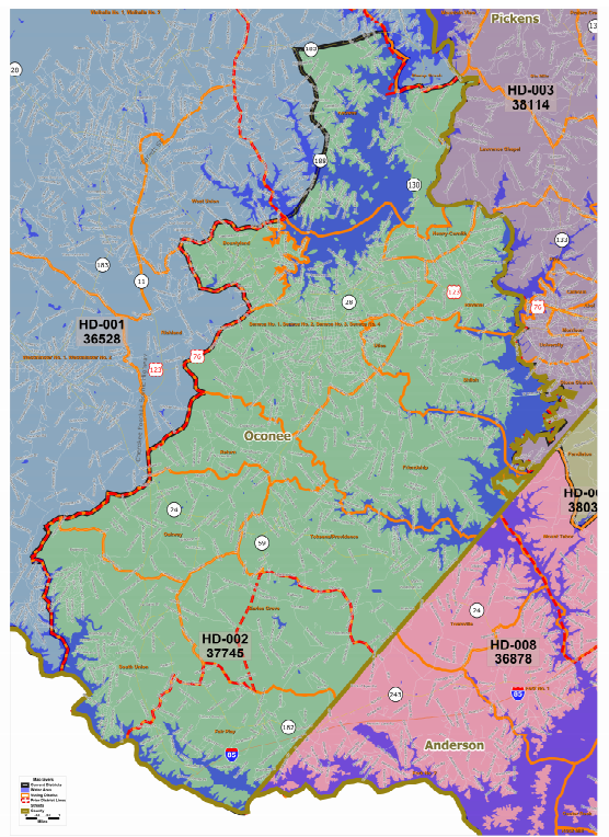 SC district 2